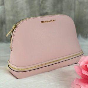 ❤️Michael Kors LG Travel Pouch Blossom Pink